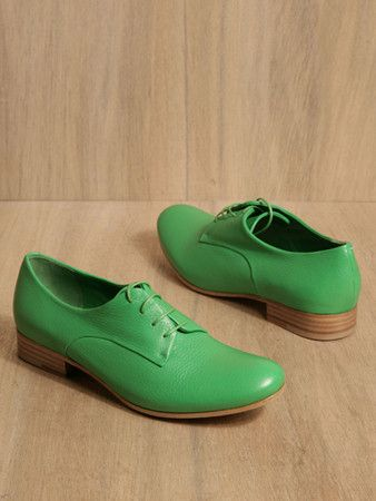Jil Sander Women's Cervo Anil Lace-up Shoes