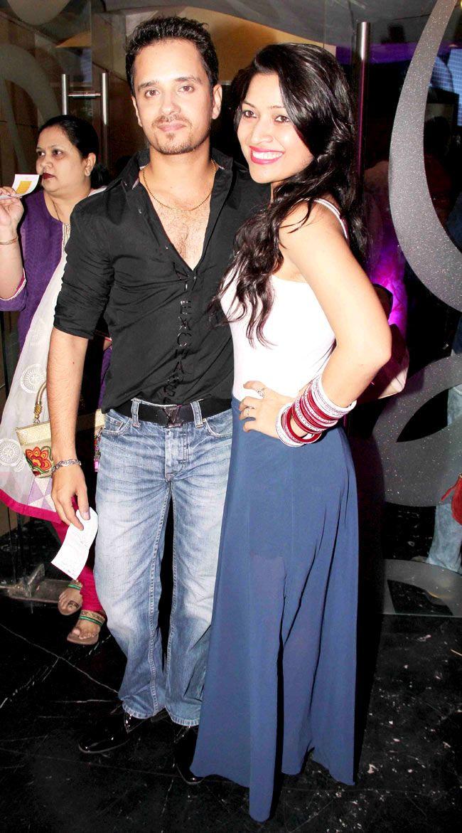 Raghav Sachar and Amita Pathak at a special screening of 'Gulaab Gang' #Style #Bollywood #Fashion #Beauty