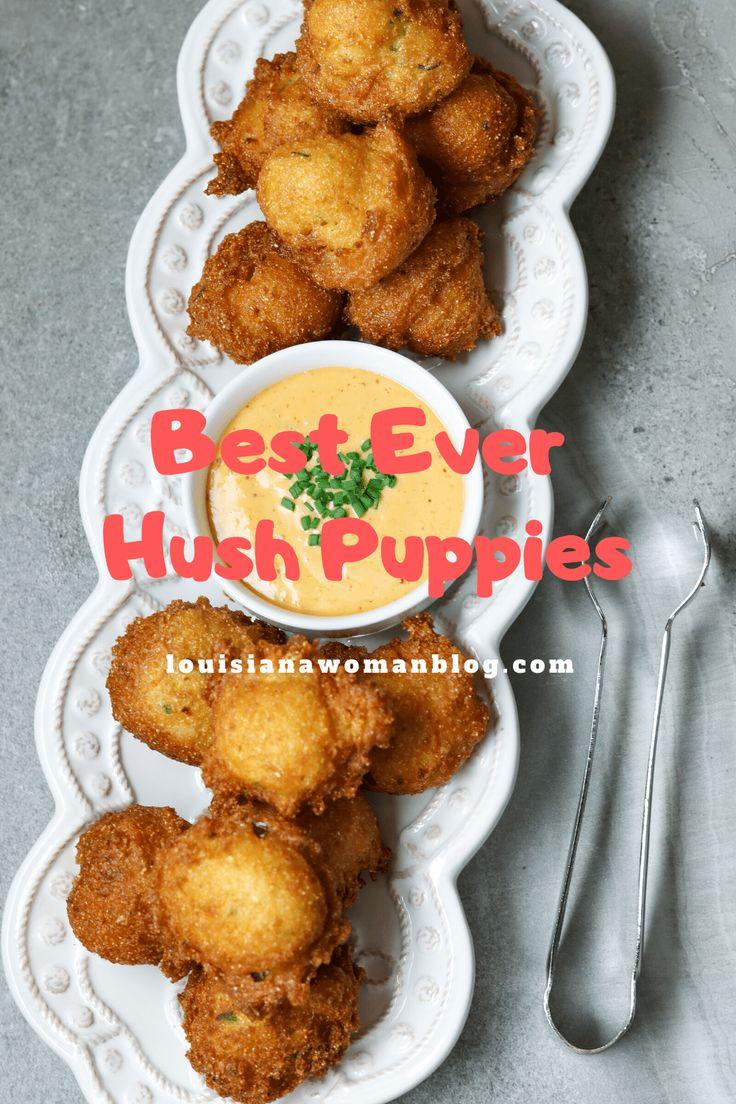 Best Ever Hush Puppies Recipe in 2020 Food processor