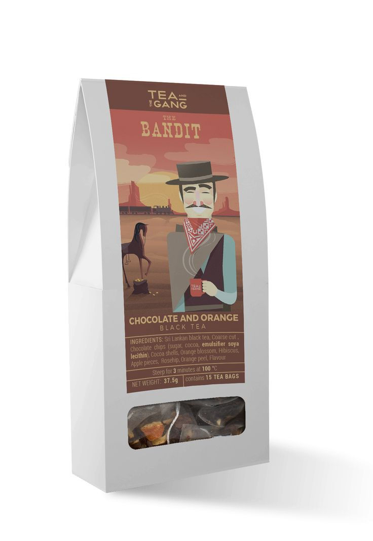 A golden oldie favourite flavour combination: Black tea flavoured with pieces of golden orange and bold chocolate. A pioneering blend that takes no prisoners. Ingredients Sri Lankan black tea, Coar…