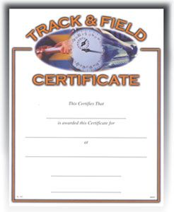7 best sport certificates images on pinterest certificate award all our trophies plaques medals and corporate awards are guaranteed to meet your specifications and delivered on time right to your door yelopaper Choice Image