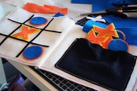 Southern Seven: Sewing Projects for Boys - My 4 year old would love this!