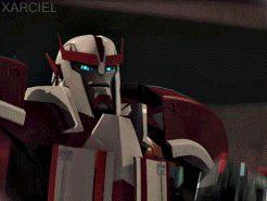 én gif Knock Out Transformers Prime tfp maccadam tfp racsnis Azt akartam, hogy a