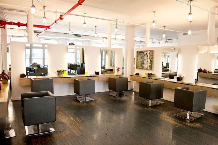 Dise os de peluquerias modernas europa buscar con google - Salones de peluqueria decoracion fotos ...