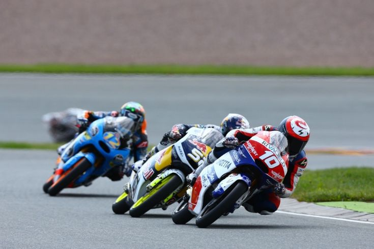 Masbou, German Moto3 race 2014