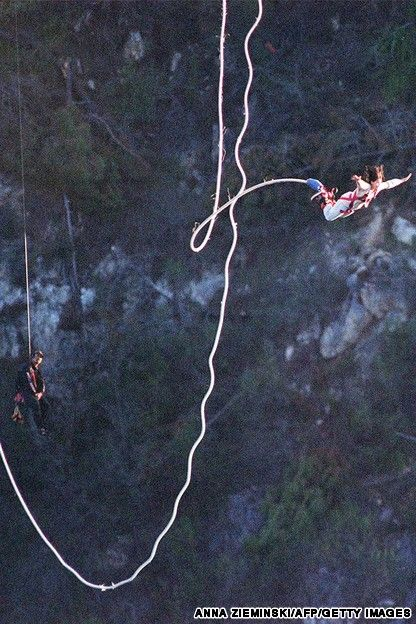Trending Bungee Jumping Ideas On Pinterest Bucket Lists - Take the plunge 8 best places in the world to bungee jump