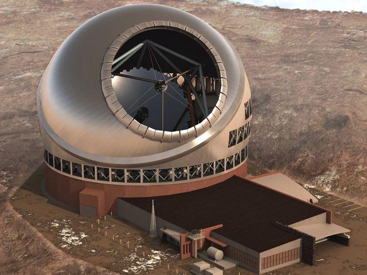 Ultra Tendencias: TMT el mayor telescopio óptico del mundo se construye en Hawai