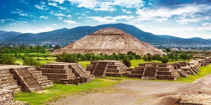 Mexiko Stadt - Millionenstadt mit Wohlfühlfaktor © Shutterstock.com