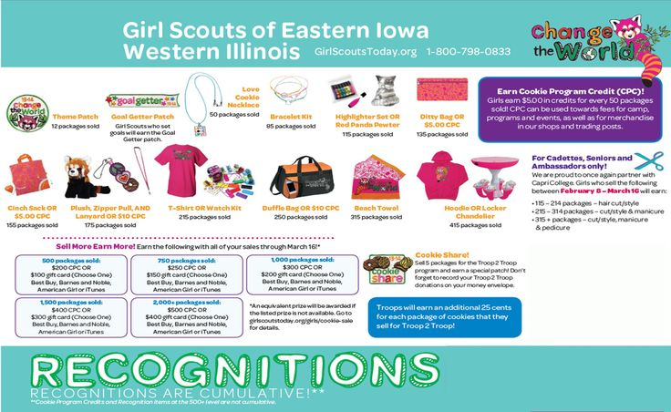 Girl Scout Cookies - Official Site