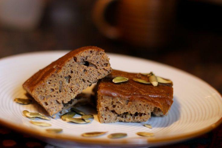 Gluten-Free Pumpkin Spiced Breakfast Bread | Recipe