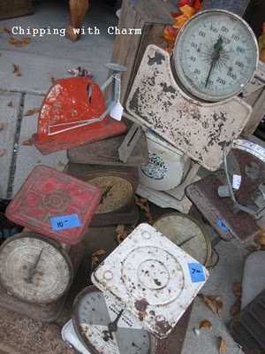 Scales...Vintage Scales, Antiques Scales, Country Junk, Junk Marketing, Fall Country, Bowls Snowman, Vintageantiqu Things, Fish Bowls, Scales Didnt