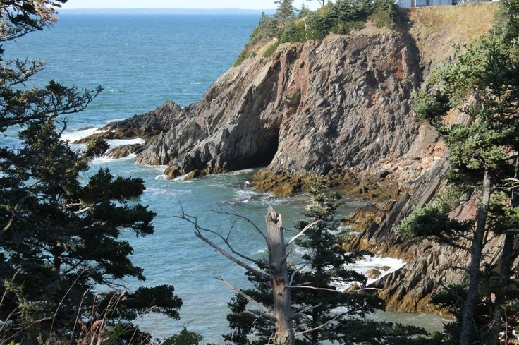 Le Fourneau - Meteghan, Nova Scotia .....we love Nova Scotia! Going back!