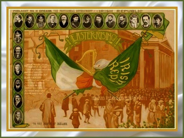 the impact of the easter rising on the development of the irish revolutionary nationalism in the per After the easter rising, republicans, some who had even participated in the rising, came together under the political party sinn féin later that same day the irish war of independence began which ultimately led to the creation of the irish free state some of the survivors of the easter rising.