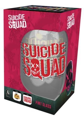 Bomb - Pintglas van Suicide Squad
