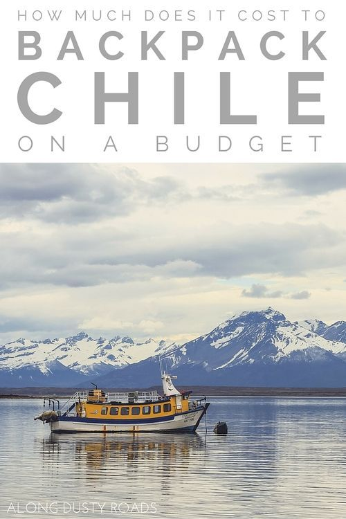 what we spent in chile