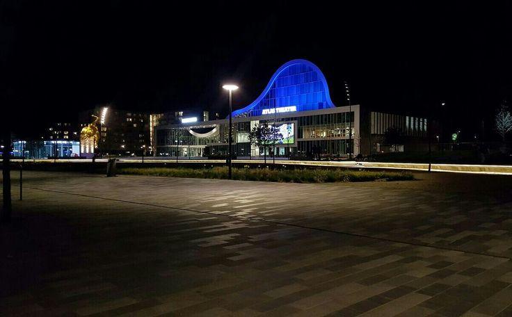 Atlastheater / Emmen  / march ' 17