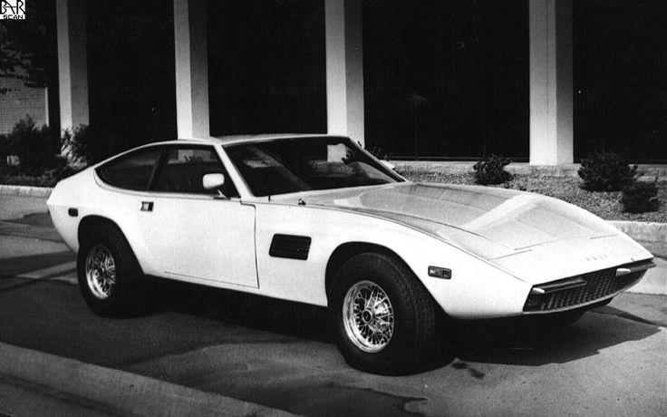 Intermeccanica Indra coupé