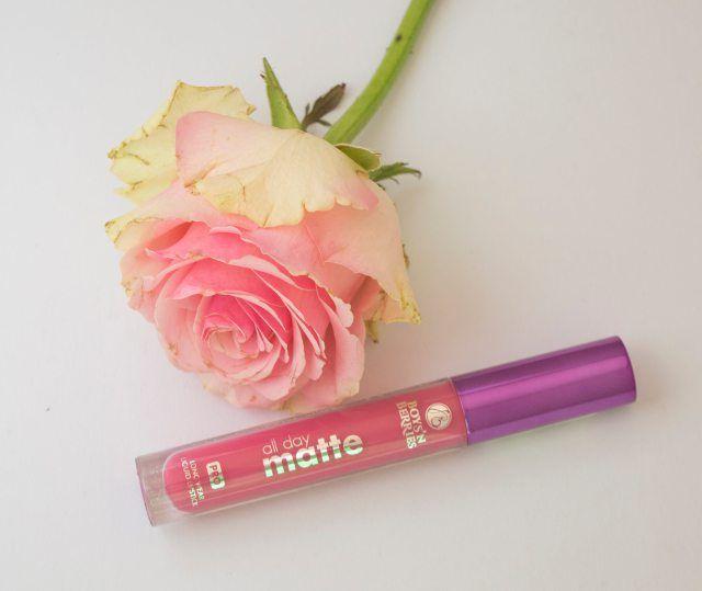 boys n berries all day matte long wear liquid lipstick - dazzler (3)