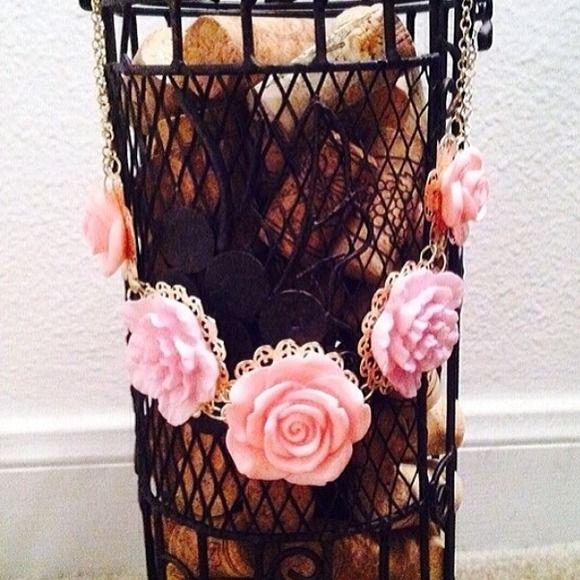 "Selling this ""Floral ""Secret Garden"" Necklace"" in my Poshmark closet! My username is: shenzijewelry. #shopmycloset #poshmark #fashion #shopping #style #forsale #Jewelry"