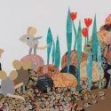 渋谷で「レオ・レオニ 絵本のしごと」展 - 絵本原画約100点に加え油彩や彫刻などの写真8