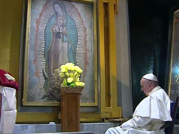 Los invitamos hermanos y hermanas a tener presente en nuestras oraciones al #PapaFrancisco en su viaje a #Armenia #PopeInArmenia   Que la Virgen de Guadalupe lo acompañe en su #ViajeApostolico.