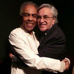 Gilberto Gil e Caetano Veloso anunciam turnê conjunta