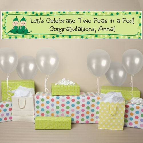 best twins and triplets baby shower and birthday party ideas, Baby shower invitation