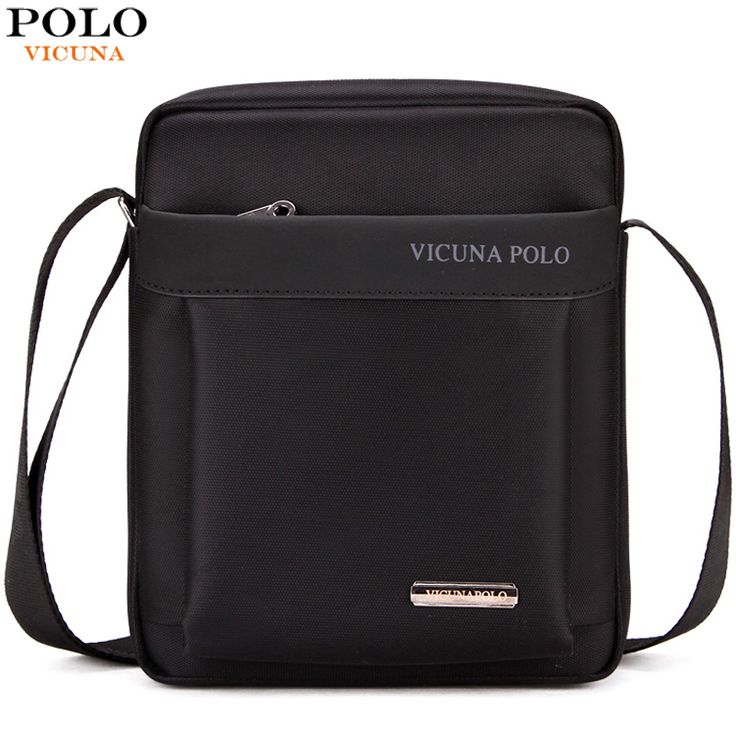 VICUNA POLO Durable Oxford Mens Crossbody Bag Promotion Casual Mens Shoulder Bags Black/Brown Leisure Brand Man Bag For iPad #>=#>=#>=#>=#> Click on the pin to check out discount price, color, size, shipping, etc. Save and like it!