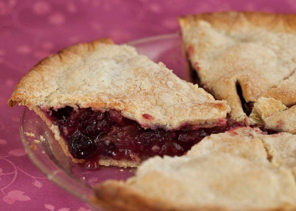 NYT Cooking: It may sound like a mystery fruit, but appleberry is the best of fruit pie worlds: the substantial, hearty texture of apples fused with fresh or frozen sweet, tart berries.
