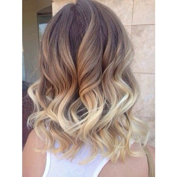22 Popular Medium Hairstyles for Women Mid Length Hairstyles 2016 ❤ liked on Polyvore featuring beauty and hair