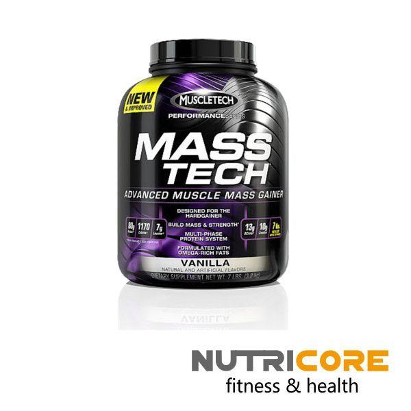 MASSTECH | Nutricore | fitness & health