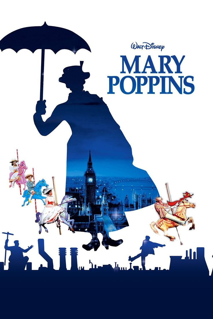 Mary Poppins (1964) - Watch Movies Free Online - Watch Mary Poppins Free Online #MaryPoppins - http://mwfo.pro/10866