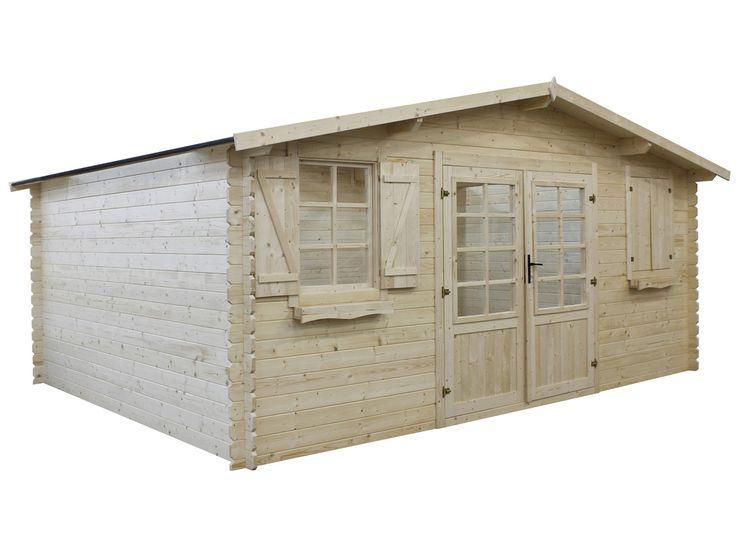 121 best Abris / Maison de jardin images on Pinterest | Tiny homes ...