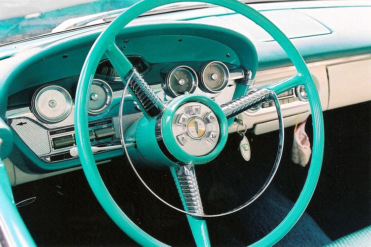 1958 Edsel Dashboard Google Search Cars Of 50 S