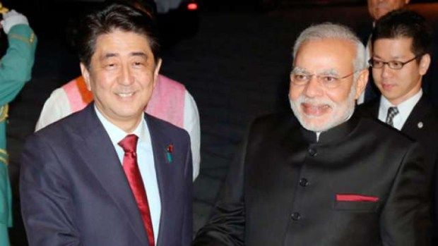 PM Narendra Modi to meet Japanese counterpart today  Read More>> http://www.oneworldnews.com/pm-narendra-modi-to-meet-japanese-counterpart-today/  #trending #oneworldnews #india #news #NarendraModi