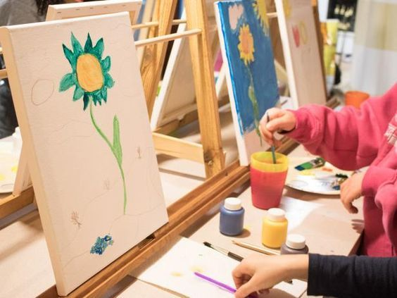 DIY Network shares tips for hosting a fun, kid-friendly painting party. Get ideas for your next birthday party or special occasion.