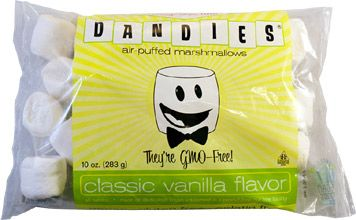 Dandies Non-GMO Air-Puffed Vegan Marshmallows by Chicago Vegan Foods – VeganEssentials Online Store