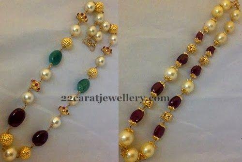 Jewellery Designs: beads jewellery