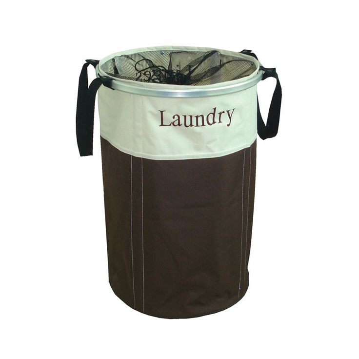 HOMESPACE Laundry Hamper (Round)