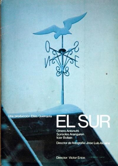 """El sur"", drama film by Víctor Erice (Spain, 1983)"