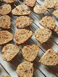 Ízőrző: Cukormentes zab-amarant keksz