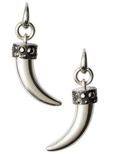 The Bazaar: Graphic Content - Pomellato earrings