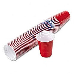 Solo Red Cups.: Red Solo Cup