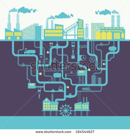 factory illustration - Google 검색