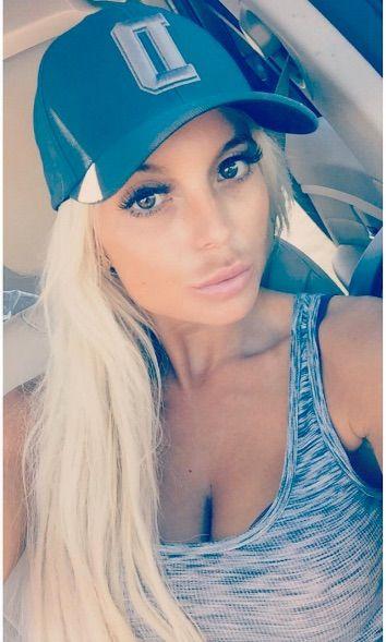 dak prescott girlfriend   Dallas Nicole Parks Dak Prescott's New Girlfriend (Bio, Wiki)