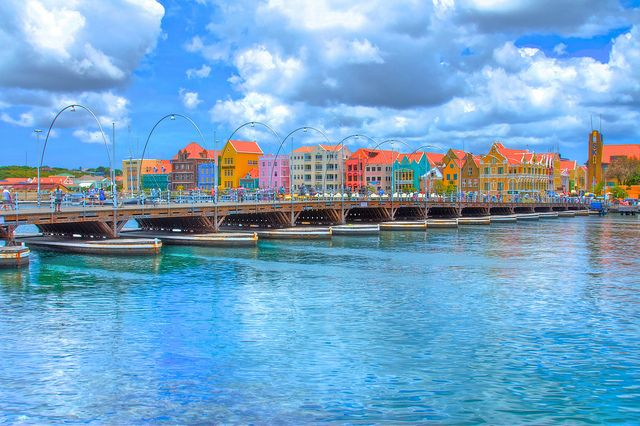 1st visit: 2011. Curacao. Southern Caribbean love.