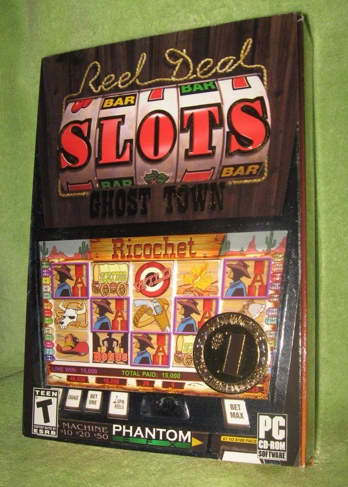 Ghost Town Slots