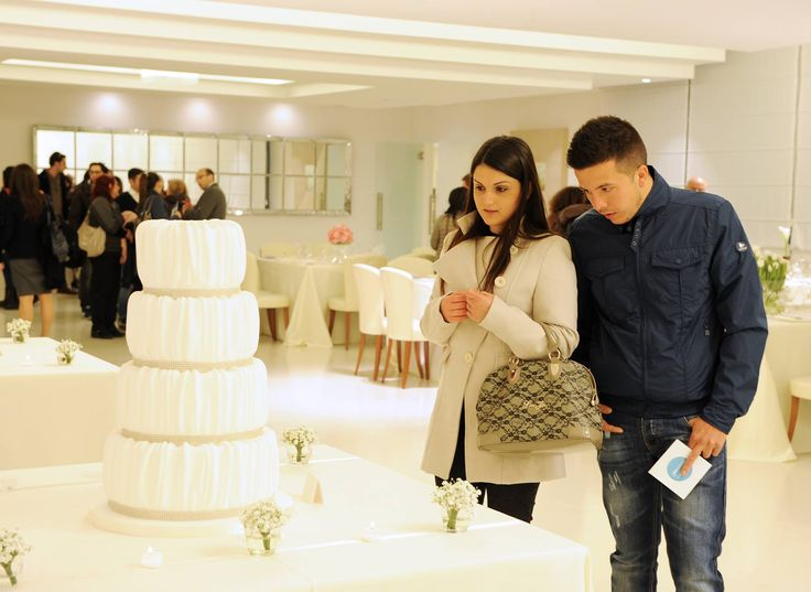 La wedding cake #Amatelier al Bio Wedding.