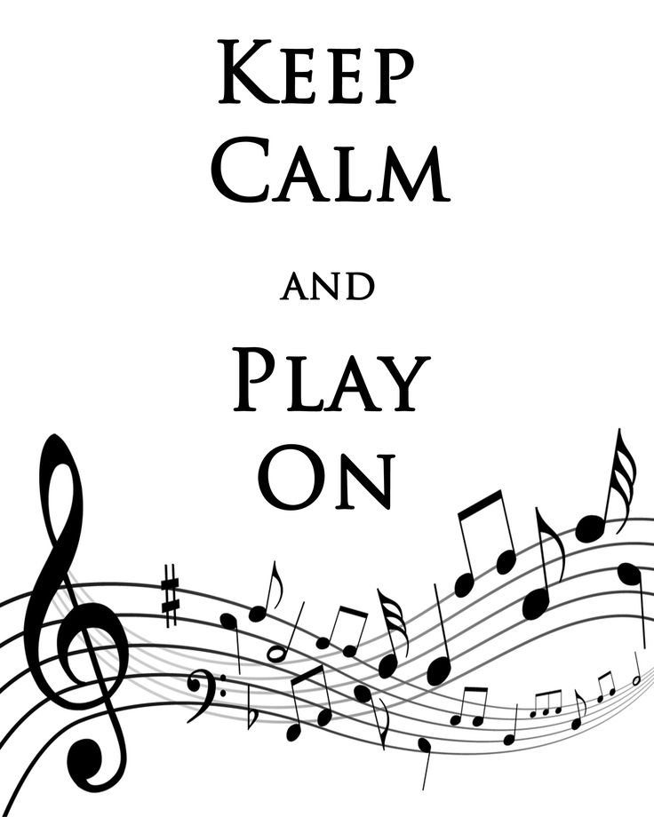 Keep Calm and Play On FREE Printable - Debbie Does Creations