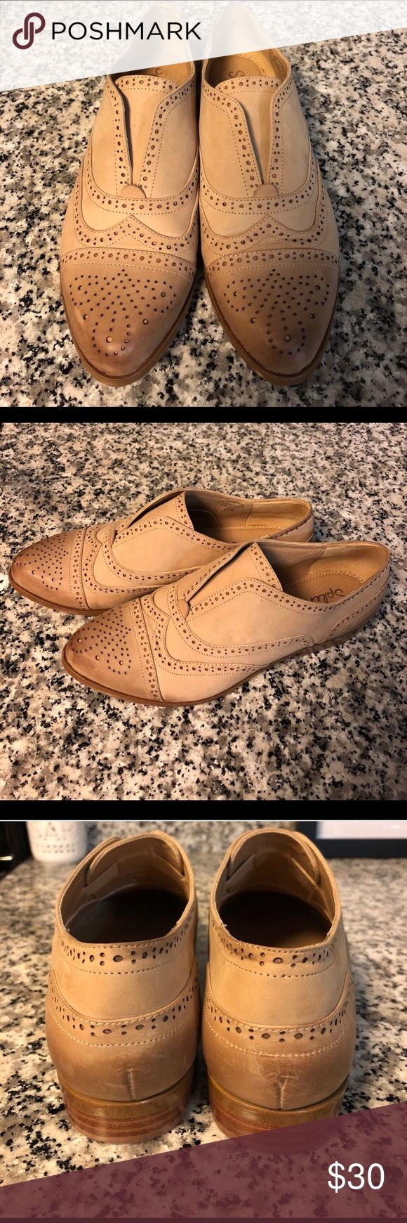 EUC splendid oxfords loafers EUC Anthropologie Shoes Flats & Loafers #loafersoxford